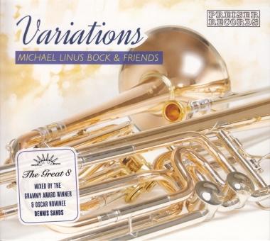 MICHAEL LINUS BOCK & FRIENDS - Variations