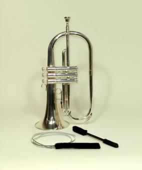 HW Brass-Saver Flügelhorn Set