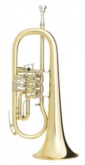 B-Flügelhorn Messing