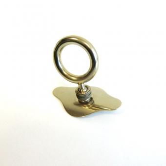 Thumb ring F-Tuba adjustable with ball