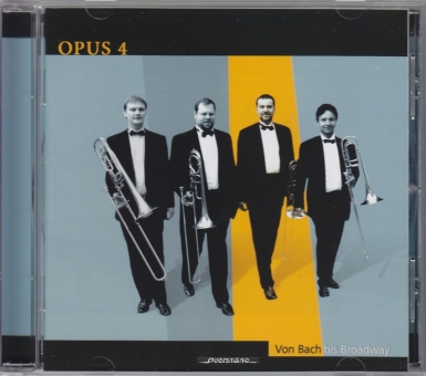 OPUS 4 - von Bach bis Broadway